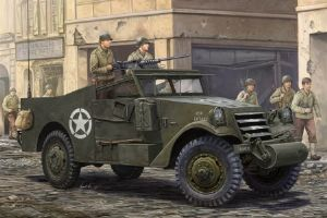 HBB82452 M3a1 Scout Car 'White' Late Version